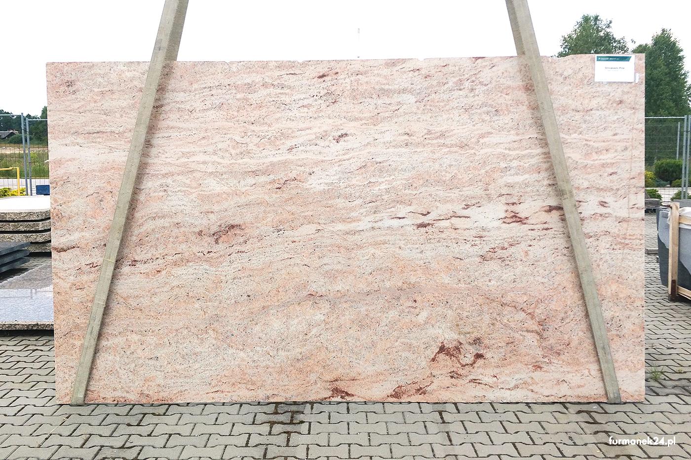 Shivakashi Pink / Ivory Brown